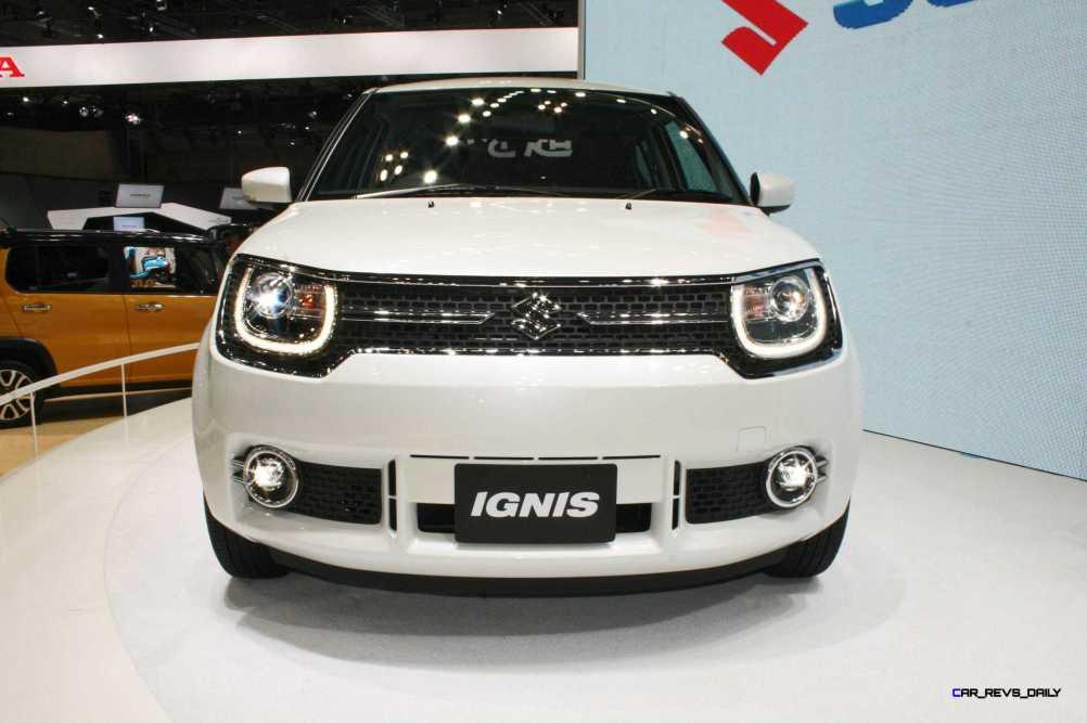 Suzuki Ignis-3 copy