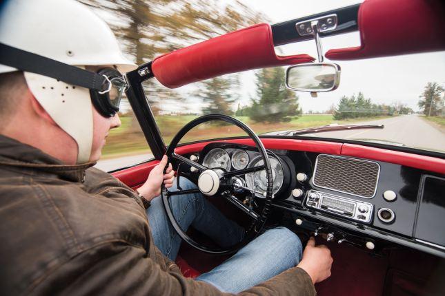 1959 BMW 507 Roadster Series II 13