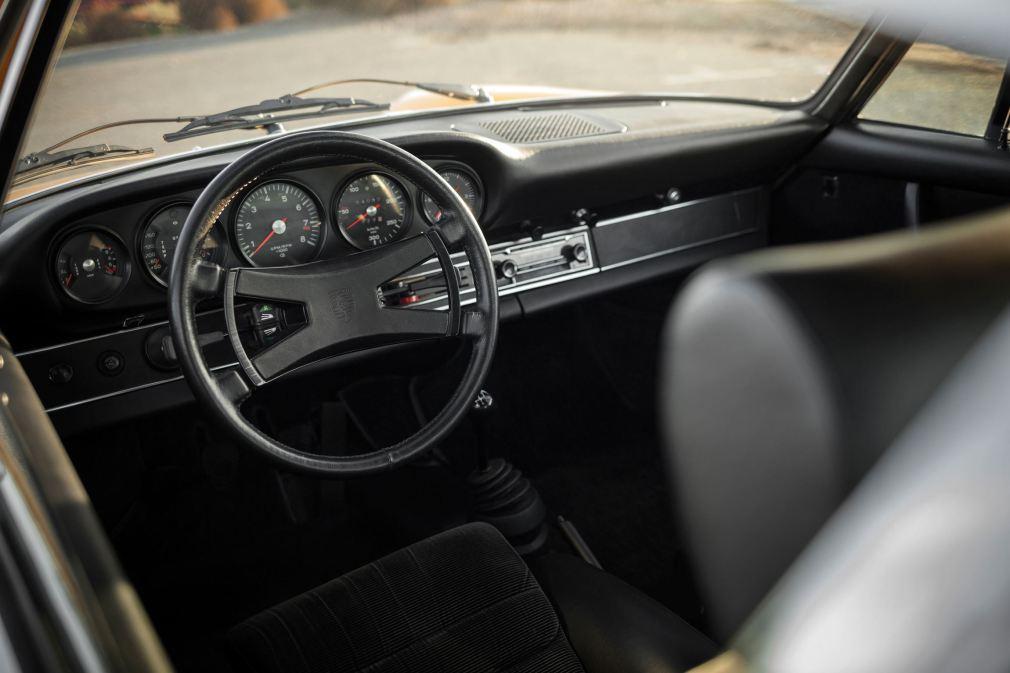 1973 Porsche 911 Carrera RS 2.7 Touring 4