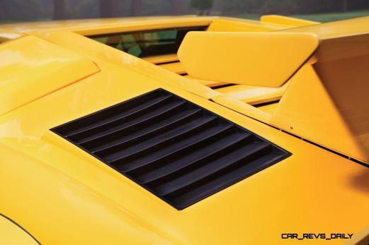 1981 Lamborghini Countach LP400 S Series III 21