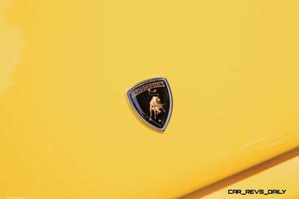 1981 Lamborghini Countach LP400 S Series III 6