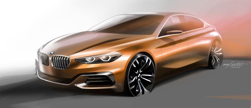 2015 BMW Concept Compact Sedan 16