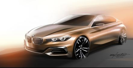 2015 BMW Concept Compact Sedan 18