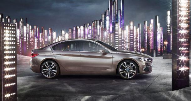 2015 BMW Concept Compact Sedan 22