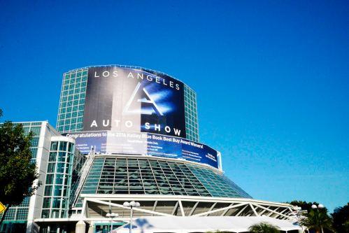 2015 LA Auto Show 1