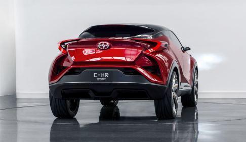 2015 Scion C-HR Concept 42