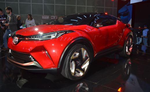 2015 Scion C-HR Concept 5