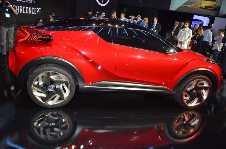 2015 Scion C-HR Concept 9