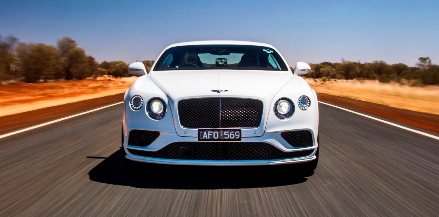 2016 Bentley Continental GT SPEED 15