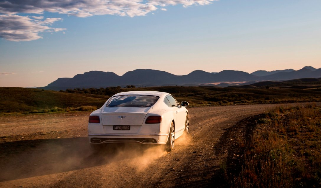 2016 Bentley Continental GT SPEED 8