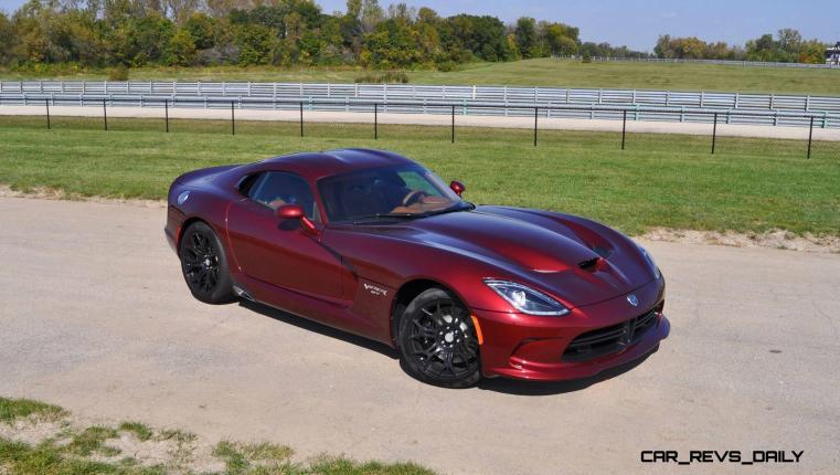 2016 Dodge Viper GT Review 116