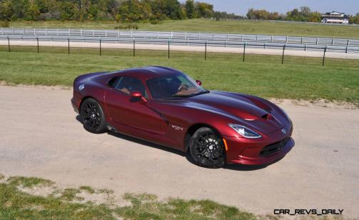 2016 Dodge Viper GT Review 118