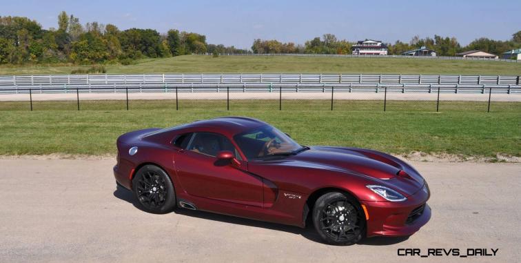 2016 Dodge Viper GT Review 120