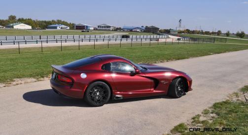 2016 Dodge Viper GT Review 128