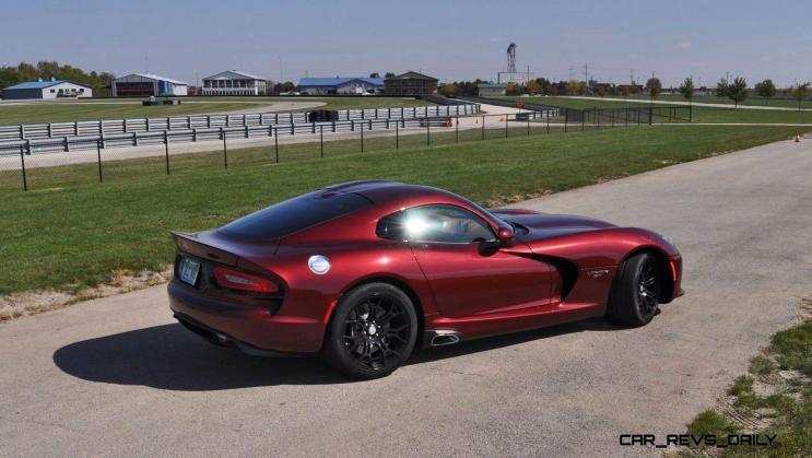 2016 Dodge Viper GT Review 130