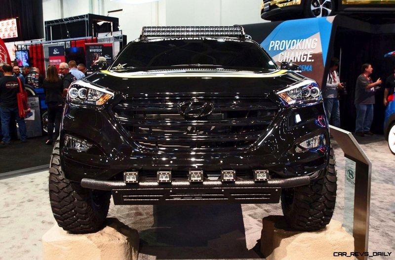 2016 Hyundai TUCSON by Rockstar Performance Garage 16