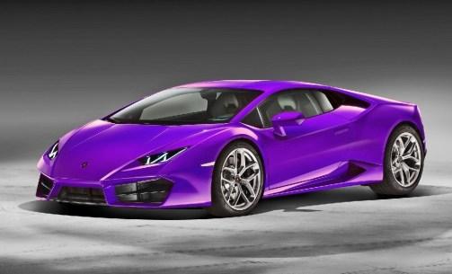 2016 Lamborghini HURACAN 580 Colors 4