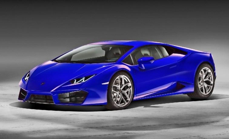 2016 Lamborghini HURACAN 580 Colors 7