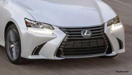 2016 Lexus GS350 12