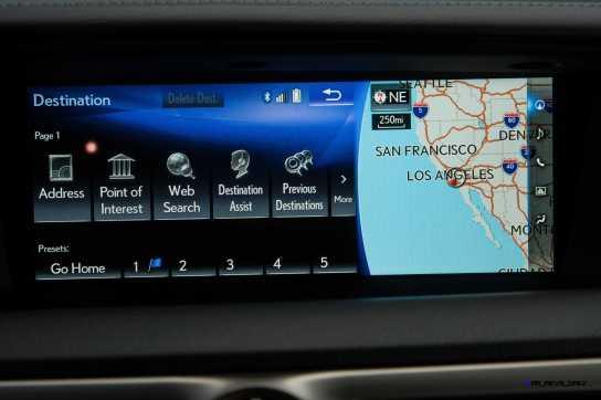 2016 Lexus GS350 Interior 10