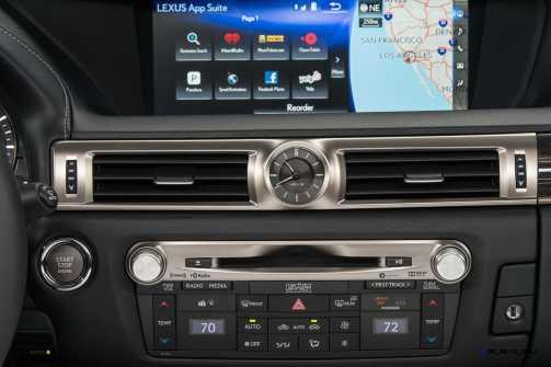 2016 Lexus GS350 Interior 8