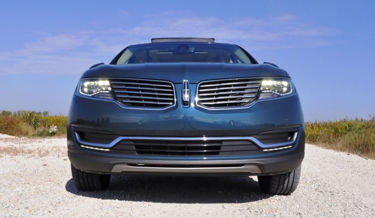 2016 Lincoln MKX 2.7L EcoBoost AWD Reserve 100