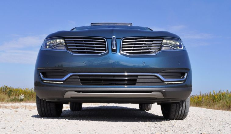 2016 Lincoln MKX 2.7L EcoBoost AWD Reserve 101