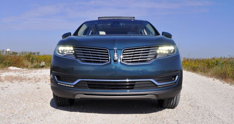 2016 Lincoln MKX 2.7L EcoBoost AWD Reserve 103