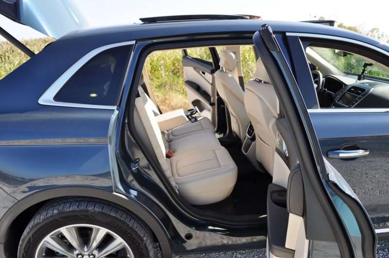 2016 Lincoln MKX 2.7L EcoBoost AWD Reserve 110
