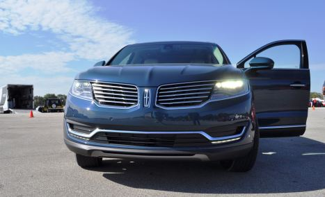 2016 Lincoln MKX 2.7L EcoBoost AWD Reserve 115