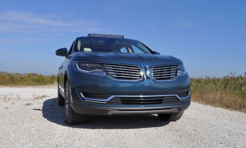 2016 Lincoln MKX 2.7L EcoBoost AWD Reserve 11