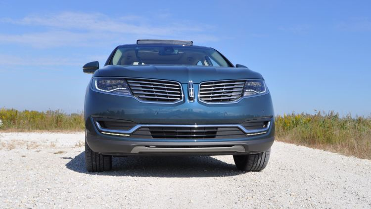 2016 Lincoln MKX 2.7L EcoBoost AWD Reserve 18