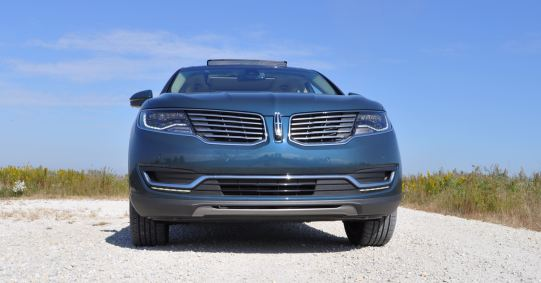 2016 Lincoln MKX 2.7L EcoBoost AWD Reserve 19