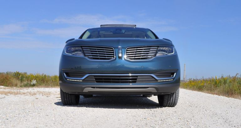 2016 Lincoln MKX 2.7L EcoBoost AWD Reserve 23