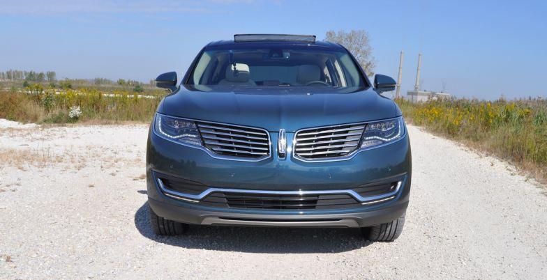 2016 Lincoln MKX 2.7L EcoBoost AWD Reserve 24