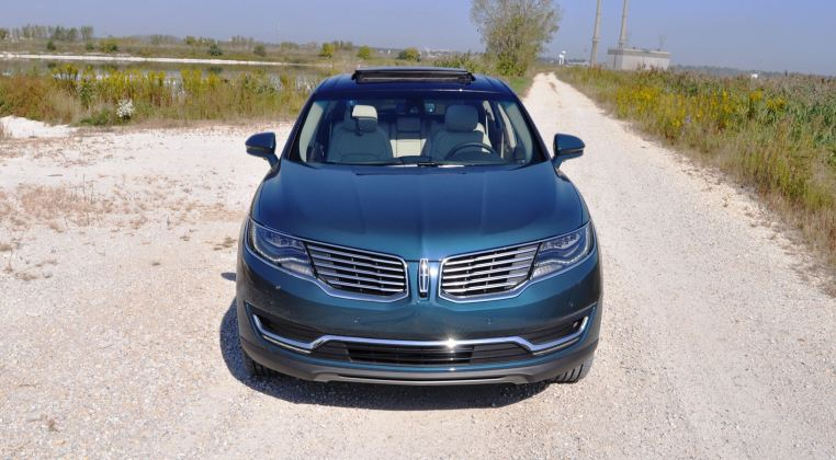 2016 Lincoln MKX 2.7L EcoBoost AWD Reserve 26