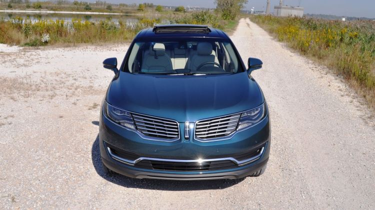 2016 Lincoln MKX 2.7L EcoBoost AWD Reserve 27