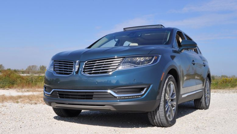 2016 Lincoln MKX 2.7L EcoBoost AWD Reserve 3