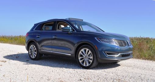 2016 Lincoln MKX 2.7L EcoBoost AWD Reserve 30