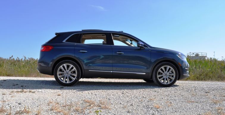 2016 Lincoln MKX 2.7L EcoBoost AWD Reserve 34