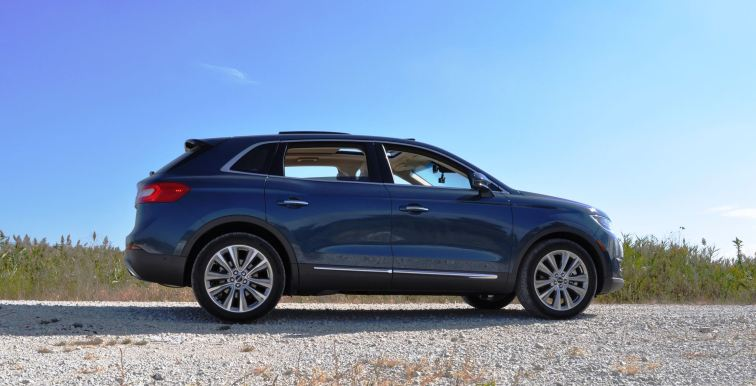 2016 Lincoln MKX 2.7L EcoBoost AWD Reserve 35