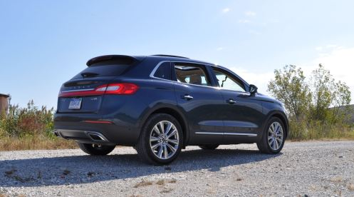 2016 Lincoln MKX 2.7L EcoBoost AWD Reserve 38