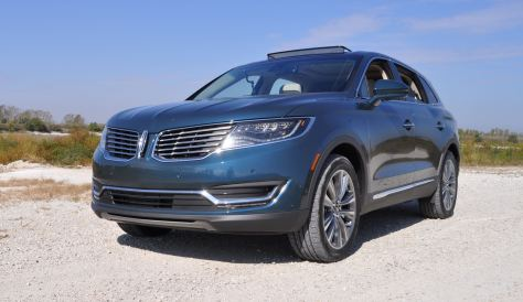 2016 Lincoln MKX 2.7L EcoBoost AWD Reserve 4