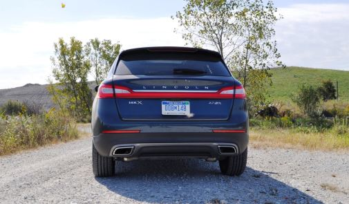 2016 Lincoln MKX 2.7L EcoBoost AWD Reserve 53
