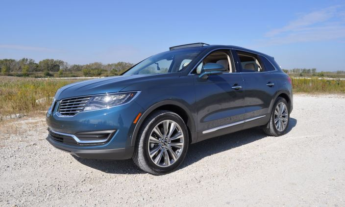 2016 Lincoln MKX 2.7L EcoBoost AWD Reserve 61