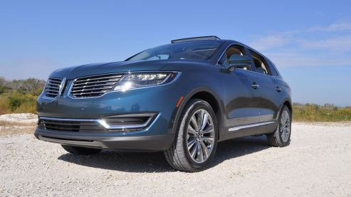 2016 Lincoln MKX 2.7L EcoBoost AWD Reserve 62