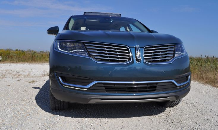 2016 Lincoln MKX 2.7L EcoBoost AWD Reserve 7