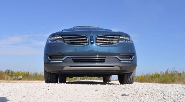 2016 Lincoln MKX 2.7L EcoBoost AWD Reserve 79