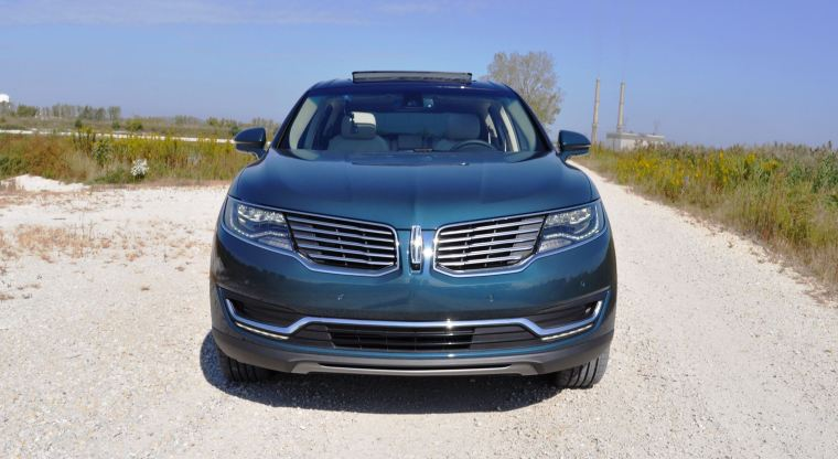 2016 Lincoln MKX 2.7L EcoBoost AWD Reserve 86