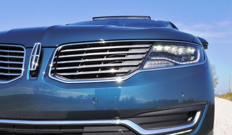 2016 Lincoln MKX 2.7L EcoBoost AWD Reserve 89